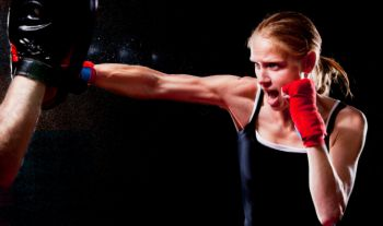 boxing is a sport to lose weight
