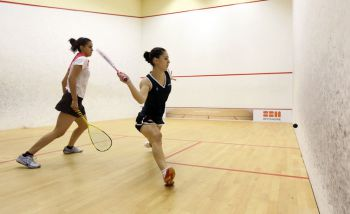 squash program sport to lose weight