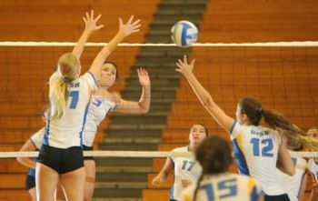 volleyball sport to lose weight hips