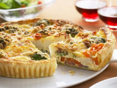 mincir efficacement quiche healthy