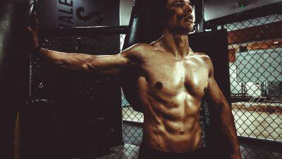 croissance musculaire maximum